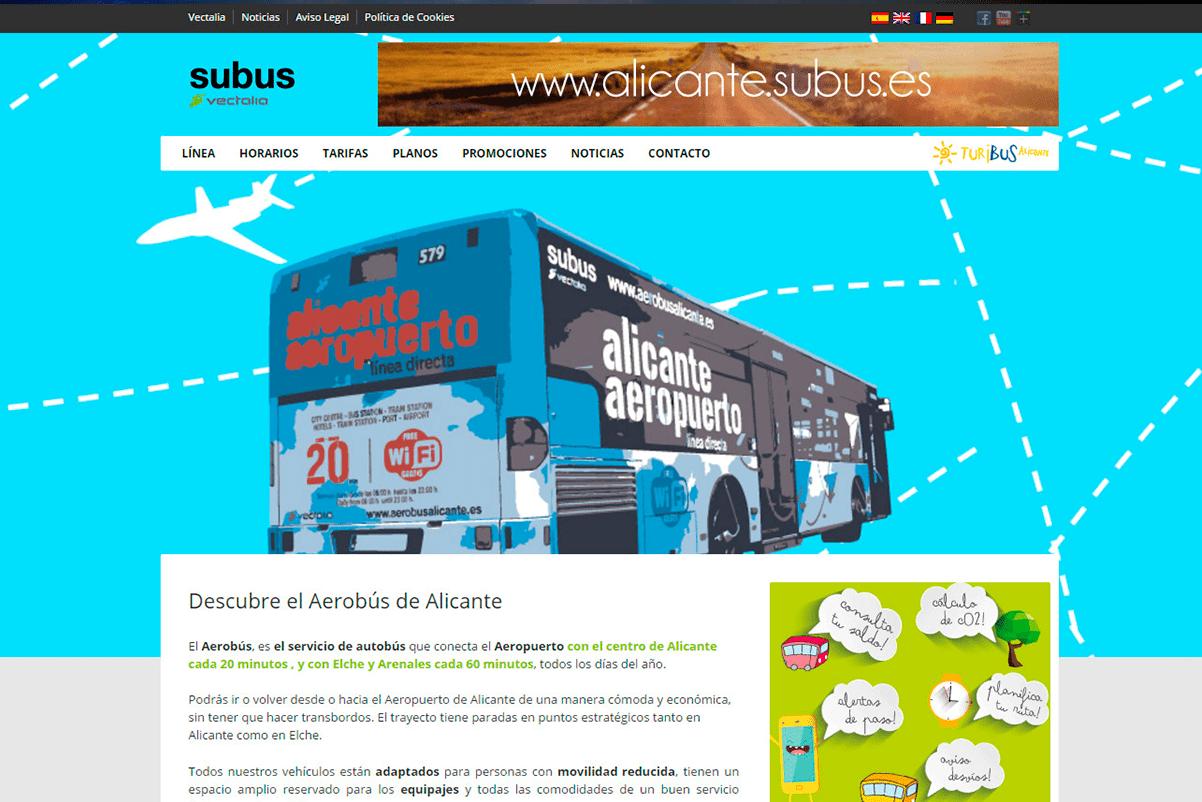 diseño-web-aerobus-alicante