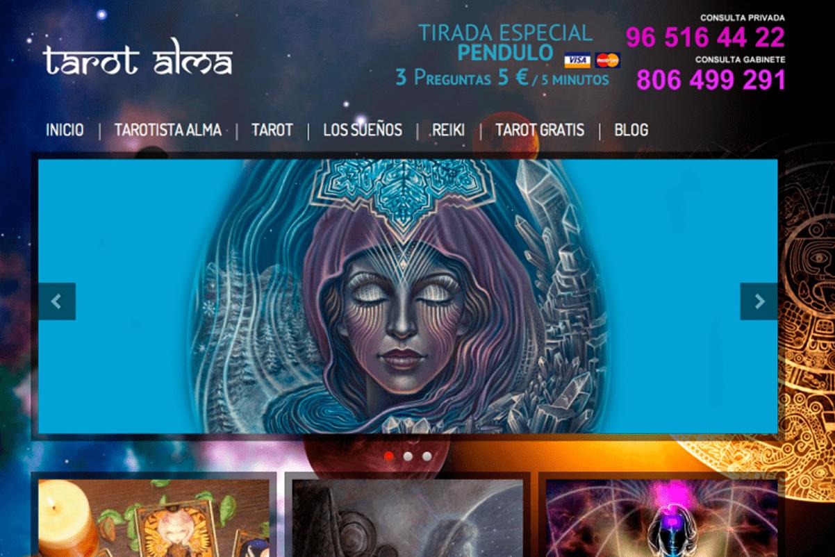 pagina-web-tarot