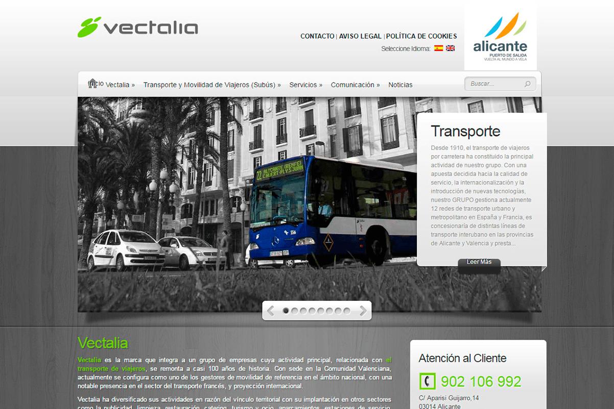 pagina-web-vectalia