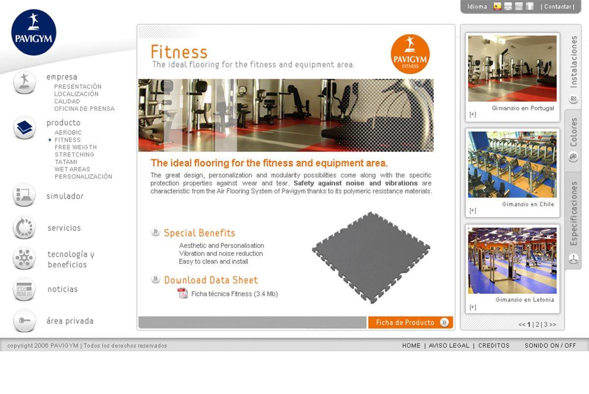 diseño-web-pavigym