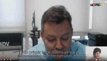 Entrevista a HDV sobre ZOHO Creator