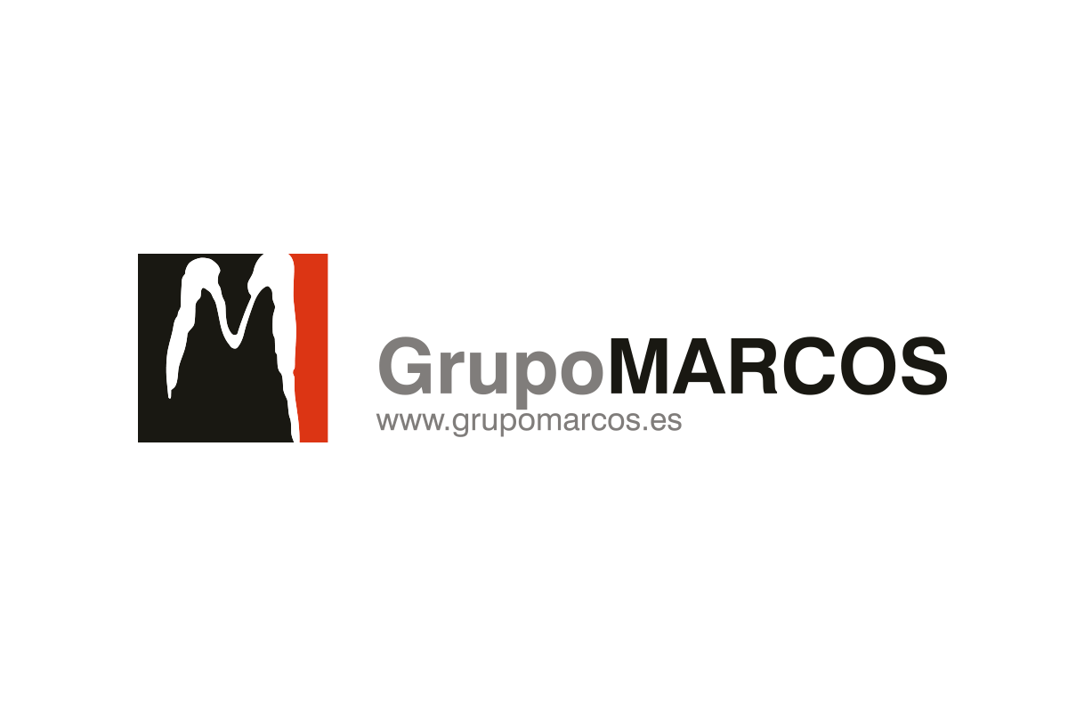 Diseño Logotipo Grupo Marcos - HDV